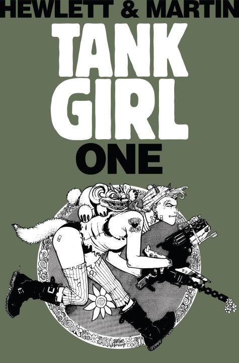 Tank Girl 1 (Paperback)