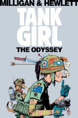 Tank Girl: The Odyssey (Paperback)