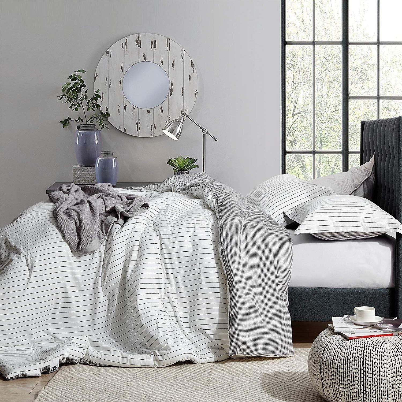 Shop The Landon Black And White Comforter 100 Cotton On