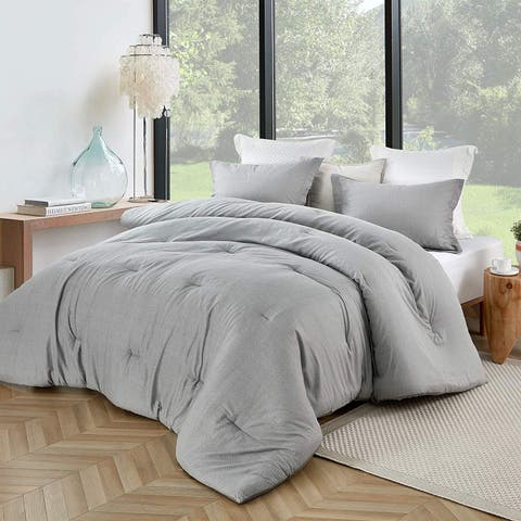 Gray Jager Comforter - 100% Cotton