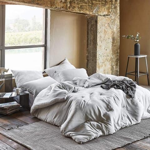 Modal Yarn Dyed - Passive Gray Comforter