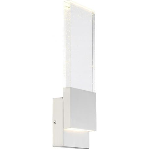Ellusion LED Large Wall Sconce - N/A