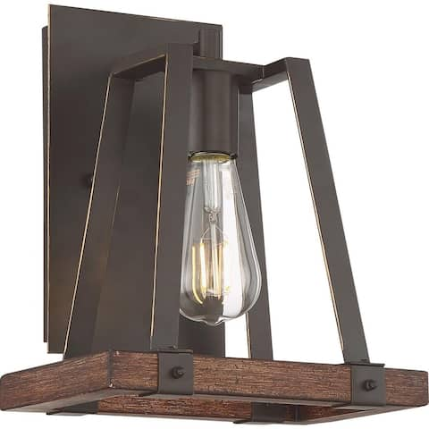 Outrigger 1-Light Sconce - N/A