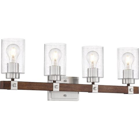 Arabel 4-Light Vanity - N/A