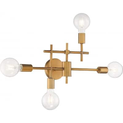 Delphi 4-Light Vanity - N/A
