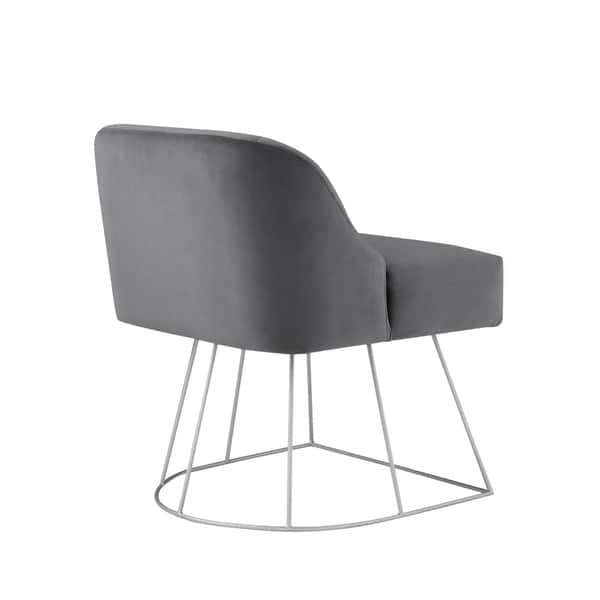 Outstanding Shop Carson Carrington Tarno Metal Base Vanity Stool On Dailytribune Chair Design For Home Dailytribuneorg