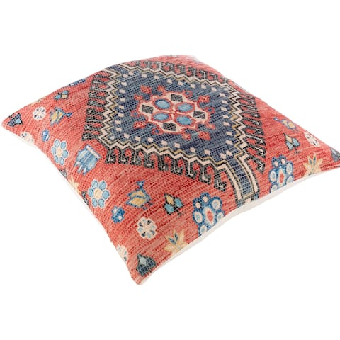 Deary Boho Medallion 26-inch Floor Pillow Cover