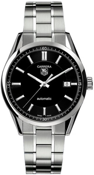 Tag Heuer Carrera Men's WV211B.BA0787 Stainless Steel Watch