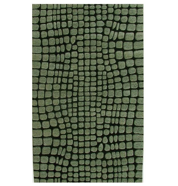 Hand-tufted Rosan Wool Rug - 8' x 10'6