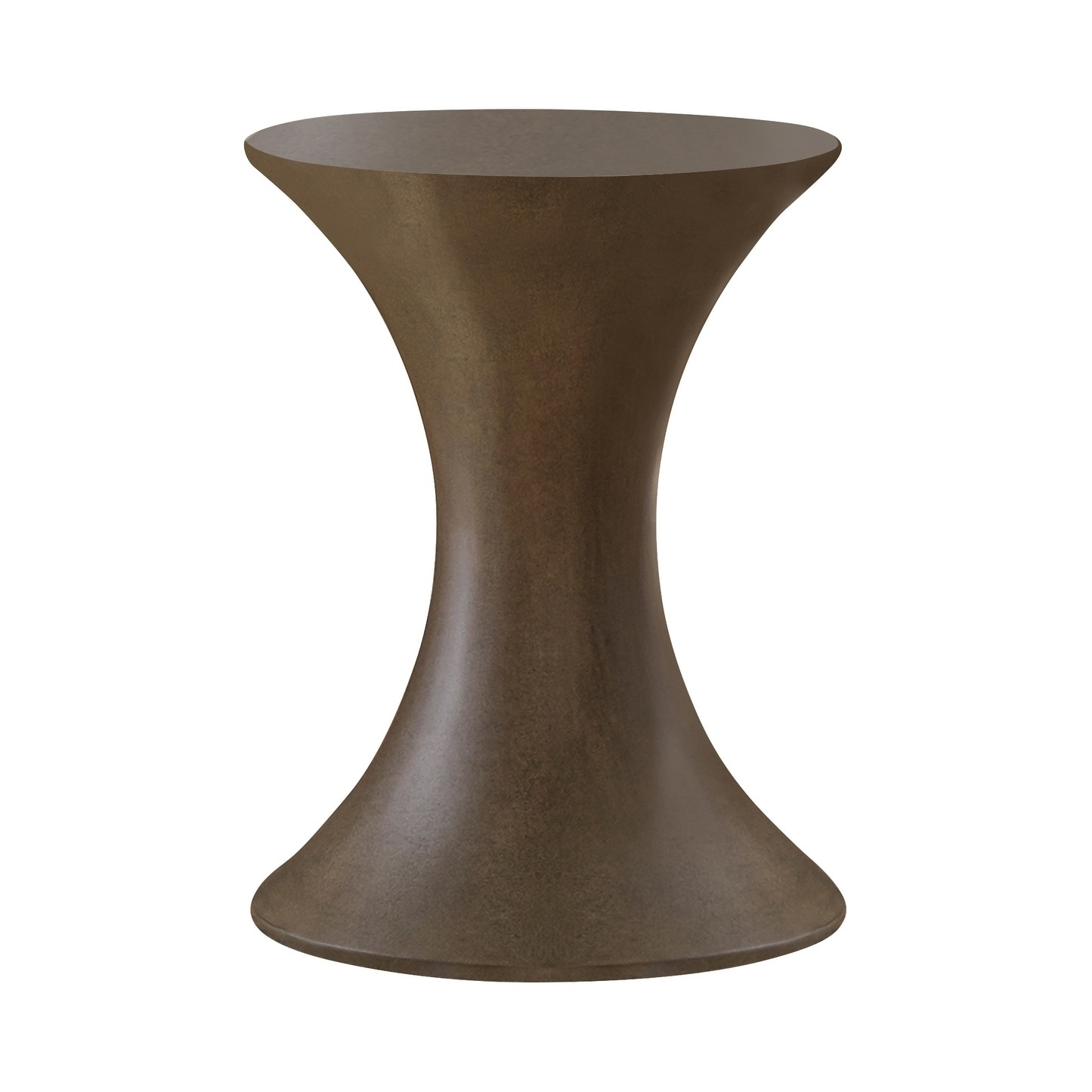 Copper Grove Delft Round Bronze Dining Table Base Only Overstock 29303393