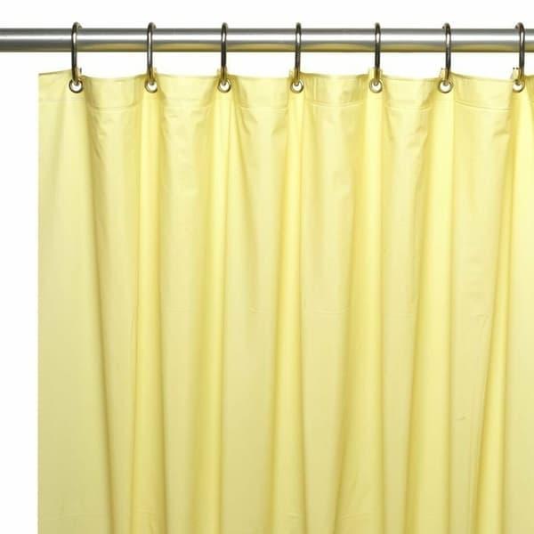 Shop Hotel Grade Heavy Duty Polyester Shower Curtain Baby