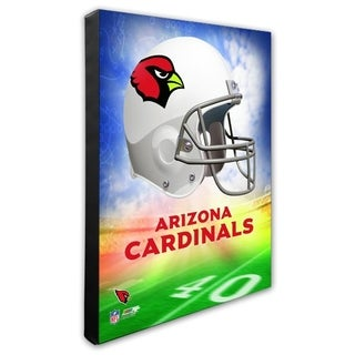 Arizona Cardinals 16x20 Stretched Canvas
