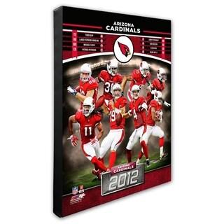 Arizona Cardinals 20x24 Stretched Canvas