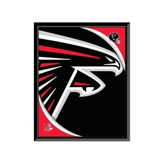 Atlanta Falcons 11x14 Framed Print