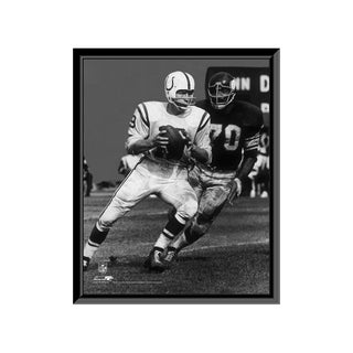 Johnny Unitas 11x14 Framed Print