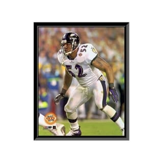 Ray Lewis 16x20 Framed Print