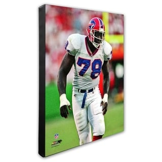 Bruce Smith 16x20 Stretched Canvas