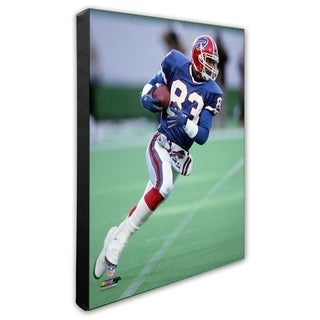 Andre Reed 16x20 Stretched Canvas