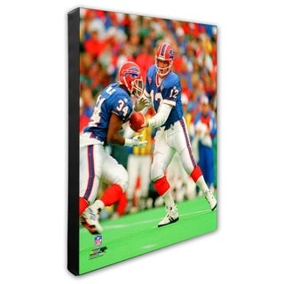 Jim Kelly 20x24 Stretched Canvas