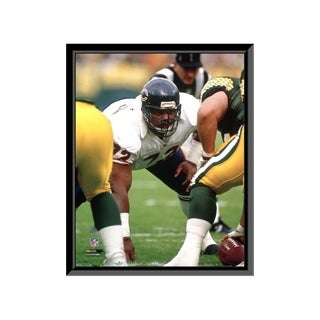 William Perry 16x20 Framed Print
