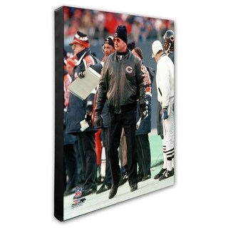 Mike Ditka 16x20 Stretched Canvas