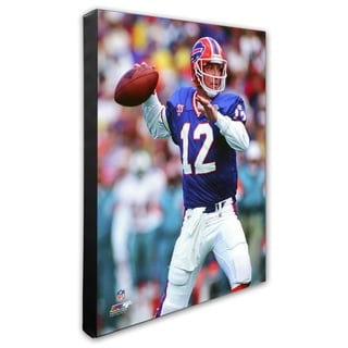 Jim Kelly 16x20 Stretched Canvas
