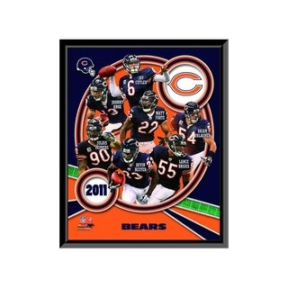 Chicago Bears 16x20 Framed Print