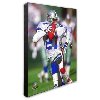 Deion Sanders 20x24 Stretched Canvas