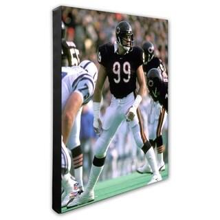 Dan Hampton 20x24 Stretched Canvas