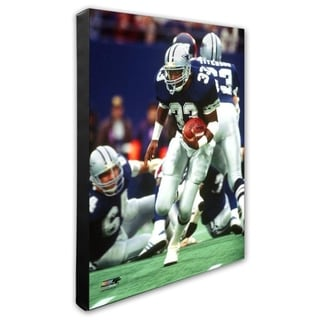 Tony Dorsett 16x20 Stretched Canvas