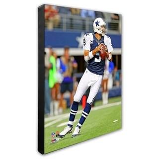 Tony Romo 16x20 Stretched Canvas
