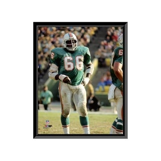Larry Little 16x20 Framed Print