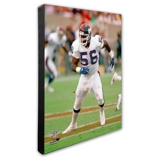 Lawrence Taylor 16x20 Stretched Canvas