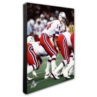Steve Grogan 20x24 Stretched Canvas