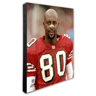 Jerry Rice 16x20 Stretched Canvas