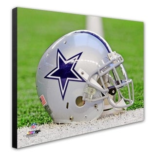 Dallas Cowboys 20x24 Stretched Canvas