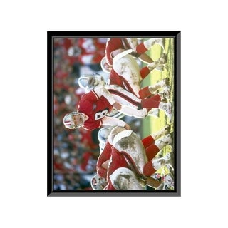 Steve Young 11x14 Framed Print
