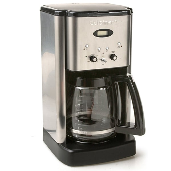 Cuisinart DCC-1200FR 12-Cup Coffee Maker (Refurbished) - Free Shipping Today - Overstock.com ...