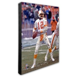 Doug Williams 20x24 Stretched Canvas