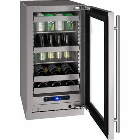 Beverage Center 18 In Reversible Hinge Integrated Solid