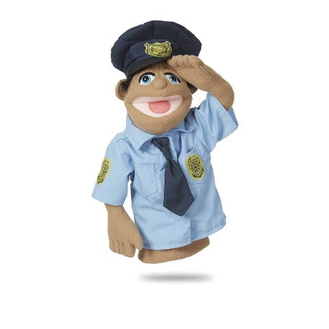 Police Officer - Puppet
