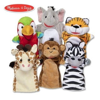 Link to Safari Puppet Set Similar Items in Learning & Educational Toys