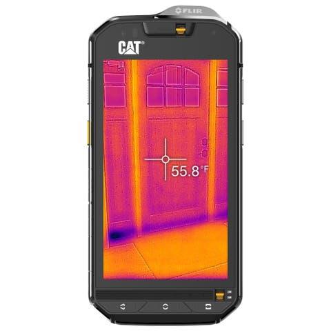 CAT PHONES S60 Waterproof 32GB GSM UNLOCKED Smartphone Dual SIM android