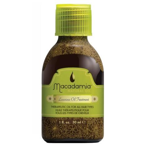 Macadamia Natural Oil Luxurious Oil Treatment, 1 Oz