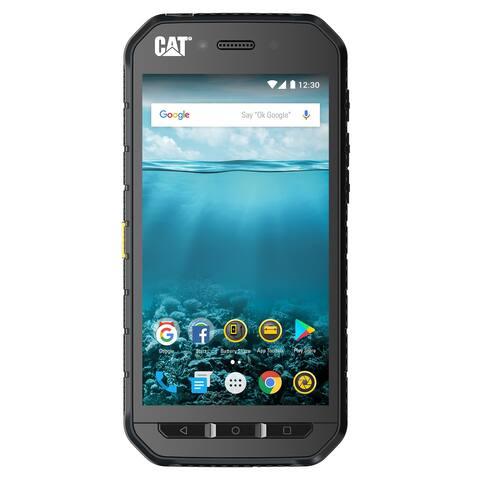 CAT PHONES S41 Unlocked Rugged Waterproof Smartphone - Network Certified (GSM)