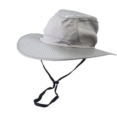 Polar Hydro Evaporative Cooling Hat UV Reflective Protection Bucket Solar Cap