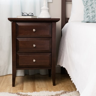 Coventry 3-drawer Nightstand