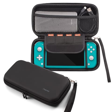 For Nintendo Switch Lite Black Case Cover