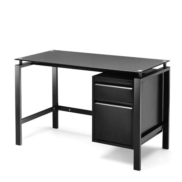 Superday 46in Home Office Writing Desks w/Drawers