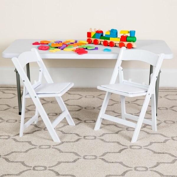 Kids Resin Folding Chair